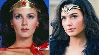Wonder Woman Lynda Carter Has Something To Say To Gal Gadot