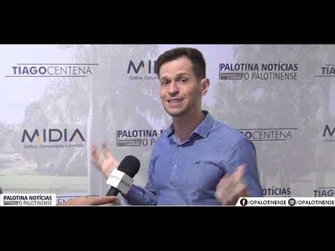 1ª Parte da entrevista com o fisioterapeuta Dr. João Paulo Marquezin falando sobre depressão