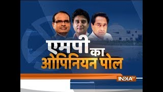 Opinion Poll With IndiaTV: Out 230 seats, opinion poll predicts BJP ahead in 4 districts in MP