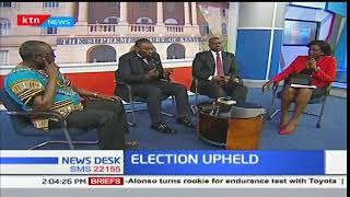 Newsdesk Discussion: What next for Kenya after the Supreme Court verdict (Part 1)