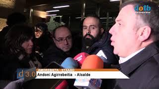 dotb Concentración multitudinaria en #Amorebieta