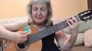 Hijo de la luna (guitarra)