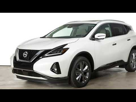 2020 Nissan Murano - Blind Spot Warning (BSW)  (if so equipped)