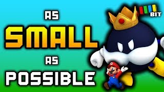 Is it Possible to Beat Super Mario 64 as Tiny Mario? (Mini Mario Challenge)