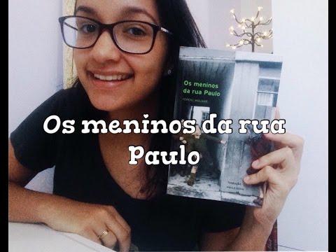 LT | Os meninos da rua Paulo, de Ferenc Molnár