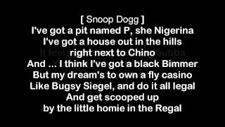 2Pac ft. Snoop Dogg - 2 Of Amerikaz Most Wanted [HQ & Lyrics]