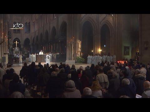 Messe solennelle de l'Immaculée Conception du 8 décembre 2016