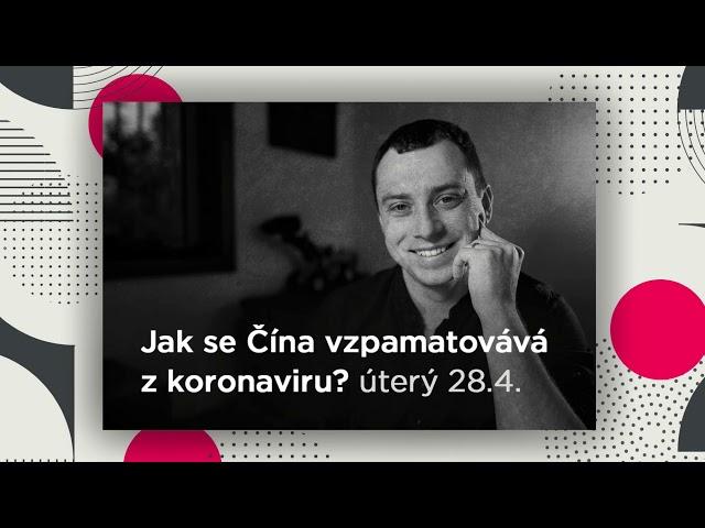 Pozvánka na vysílání Home Office TV s Pavlem Dvořákem