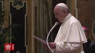 Papa Francesco ai giovani: siete l'oggi di Dio e della Chiesa