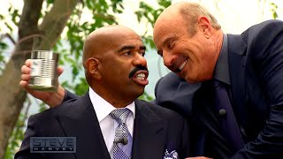 Clash of the Talk Show Titans: Part 1 of 2    STEVE HARVEY