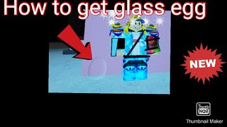 Roblox Parkour - How to find the glass egg - Its_Allen
