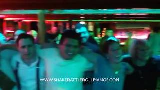 Shake Rattle & Roll Dueling Pianos - Video of the Week - Cruisin'!