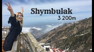 VLOG: Алма-Ата с высоты 3.200м. Чимбулак. Здравствуй Астана!