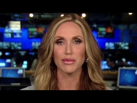 Lara Trump reacts after CNN refuses to air campaign ad