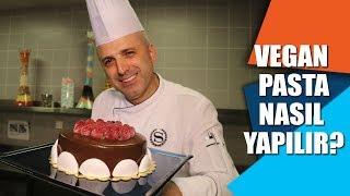 Çikolatalı vegan pasta nasıl yapılır?