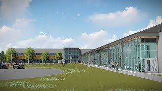 GNTC | Whitfield Murray Campus Phase II Groundbreaking Ceremony