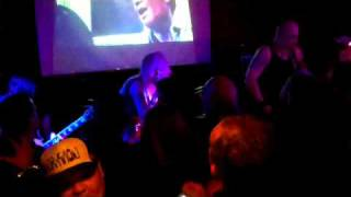 45 Grave - Wax - Live @ The Shakedown Bar - San Diego - 11/19/2010