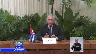 CMKC, 31º período de sesiones de la ONU sobre COVID-19