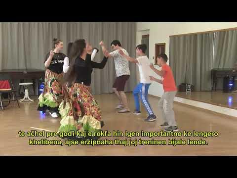 1. Tradičný tanec