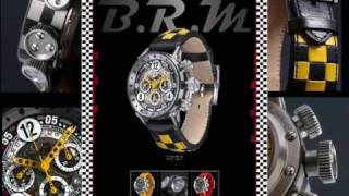 BRM WATCHES ( Bernard Richards manufacture, France ) - YouTube.com
