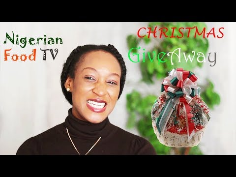 We Are Back +  Christmas Giveaway