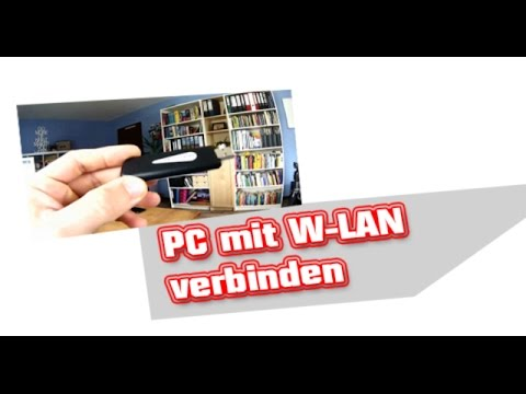 PC mit Wlan verbinden