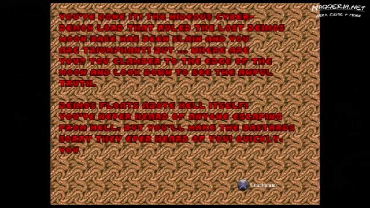 "Doom (E2M8 ""Tower of Babel"") Walkthrough – Ultra-Violence"