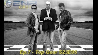 EnB Cast #7 – Top Gear S23E5 e Extra Gear