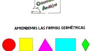 Aprendemos las formas geométricas básicas