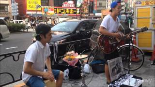 Gambar cover ROOKiEZ is PUNK'D Street Live in Ikebukuro - IN MY WORLD(アコースティック)