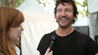 Interview With <b>Stephan Jenkins</b> Of Third Eye Blind At Lollapalooza