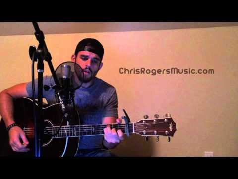To The Moon And Back - Luke Bryan Cover By Chris Rogers Chords