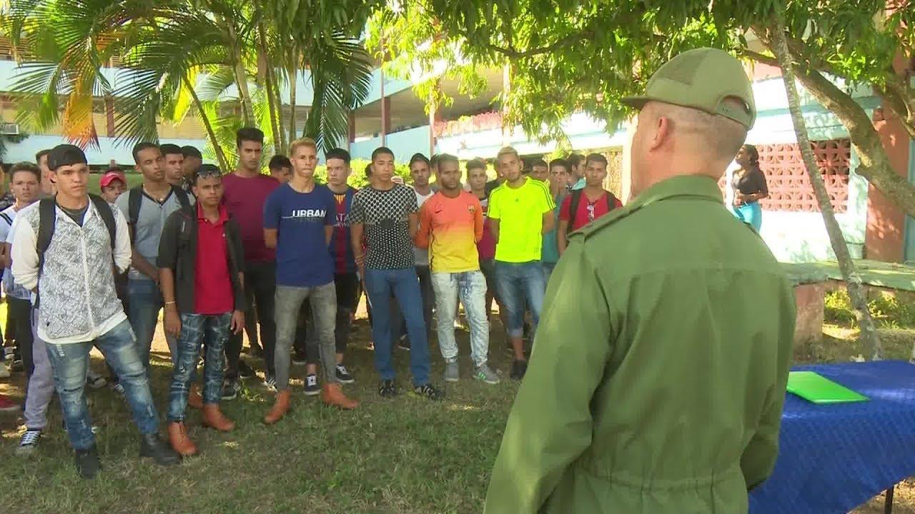 Se desarrolla en la provincia bastión estudiantil universitario (+video)