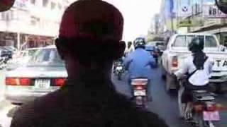 preview picture of video 'Phnom Penh Tuk Tuk'