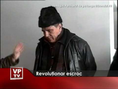 Revoluţionar excroc