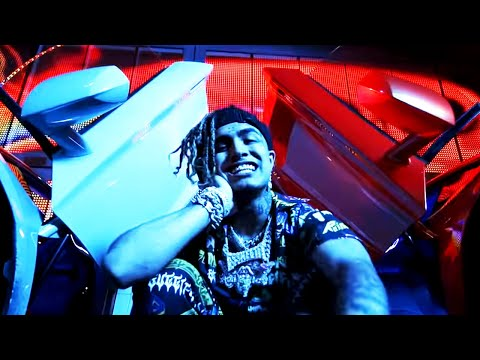 "Lil Pump - ""Butterfly Doors"" (Official Music Video)"