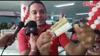 Aniversário Moveis Simonetti em Teixeira de Freitas