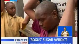 KEBS to destroy 66% of impounded sugar, unveils new standardisation mark