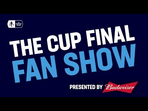 THE CUP FINAL FAN SHOW | Arsenal vs Chelsea | Emirates FA Cup 19/20