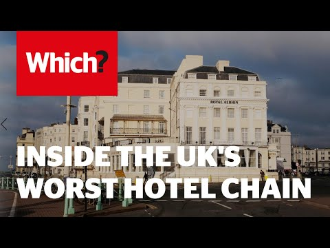 Undercover at Britain's worst hotel chain – Which? investigates