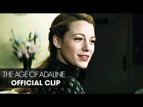 The Age of Adaline Clip 'Heartbreak'