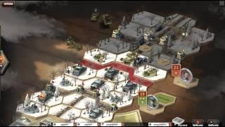 Panzer General Online - gameplay Losheimergraben 4/5 AXIS