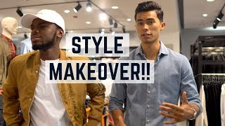 From Hood to Dapper Style Transformation!