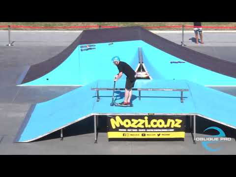 Liam Barry - New Zealand ASA Scooter Nationals - Opens