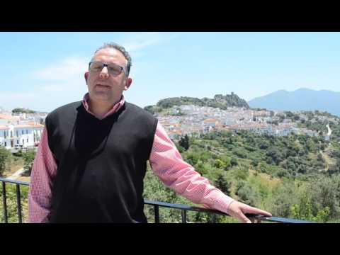 Vídeo promocional de Gaucín, salida y meta de la UTGVVG  2016