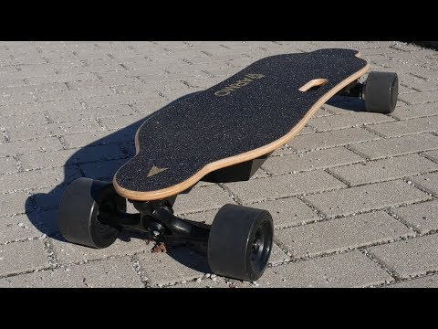 ARMO BOARD E-LONGBOARD REVIEW