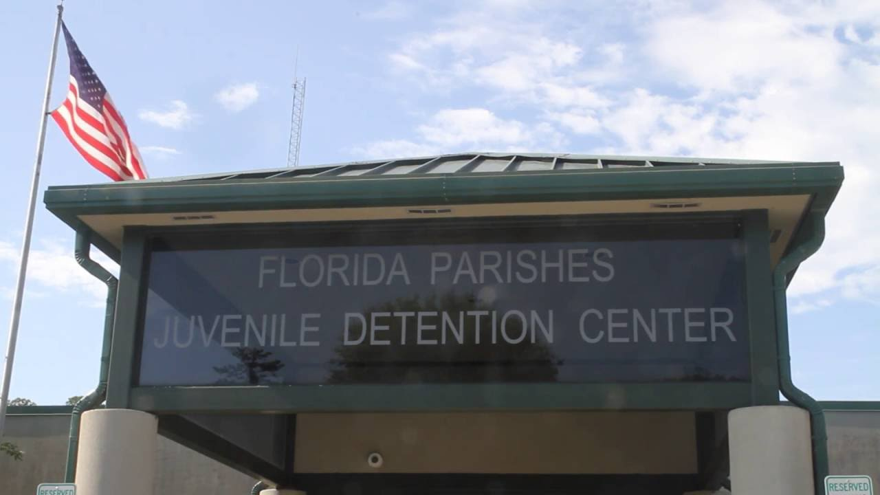 Florida Parishes Juvenile Detention Center, Covington, LA