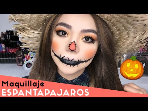 🎃ESPANTAPÁJAROS | MAQUILLAJE HALLOWEEN | AND ACCESSORIES.