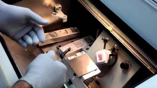 Frozen section tutorial -- Embedding and cutting specimens