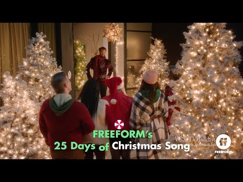 Download Freeform HD 25 Days of Christmas Adverts 2019 Mp4 HD Video and MP3
